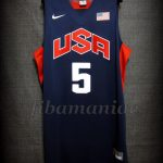 London 2012 Olympic Games USA Basketball Kevin Durant Hyper Elite Jersey - Front