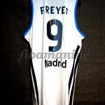 2013 ACB Finals MVP Real Madrid Felipe Reyes Jersey - Back