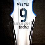 2013 ACB Finals MVP Real Madrid Felipe Reyes Jersey - Back