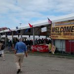 Fan Zone. This is only the entrance