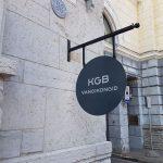 KGB prison celds