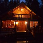 After the group we took advantage to know the heart of Finland. We moved to this wood cabin