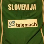 Back in home it's time to enjoy the jersey signed by the 2017 Eurobasket MVP! :)