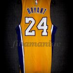 2016 Retirement Game Los Angeles Lakers Kobe Bryant Jersey - Back