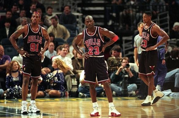 The Bulls Big3!