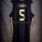 2012 ACB Runner-Ups Real Madrid Rudy Fernández Jersey - Back