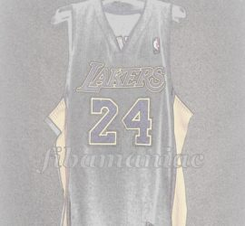 "271a3b788f81 2013 2014 ""Hollywood Nights"" Los Angeles Lakers Kobe Bryant Jersey"