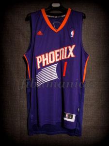 2014 NBA Most Improved Player Phoenix Suns Goran Dragic Jersey - Front