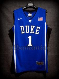 2010/2011 NCAA Duke Blue Devils Kyrie Irving Jersey - Front