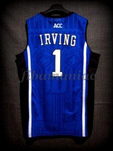 2010/2011 NCAA Duke Blue Devils Kyrie Irving Jersey - Back