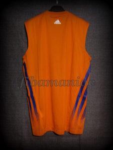 2011 Phoenix Suns Practice Jersey - Back