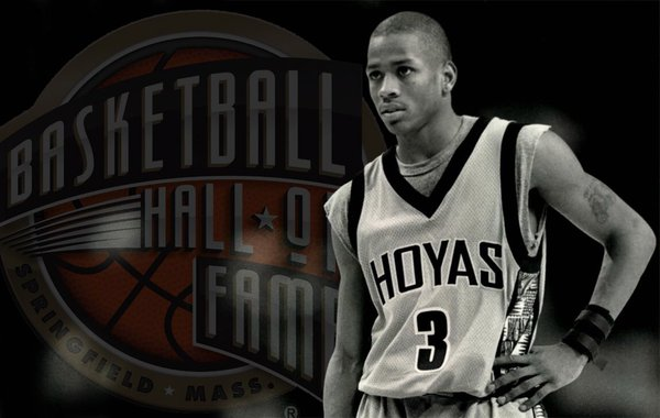Iverson was inducted in the Naismith Memorial Basketball Hall of Fame in 2016