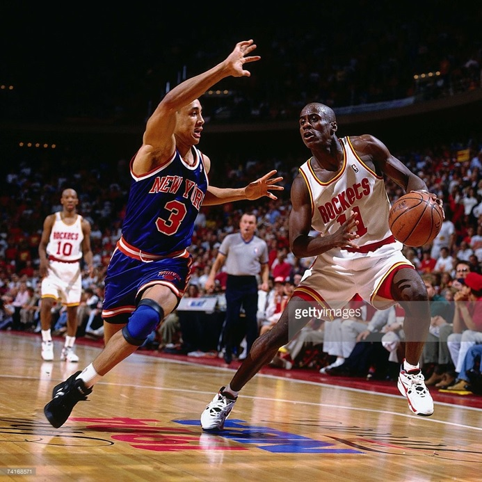 Starks during the 1994 NBA Finals
