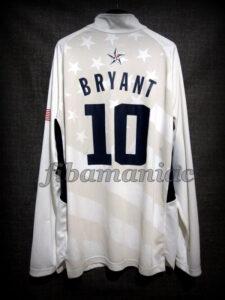 London 2012 Olympic Games USA Basketball Kobe Bryant Warm Up - Back