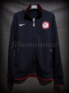 London 2012 Olympic Games USA Basketball Jacket - Front