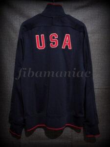 London 2012 Olympic Games USA Basketball Jacket - Back