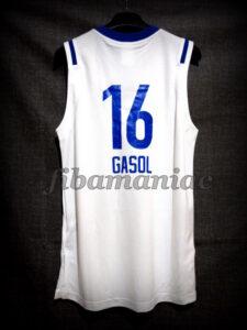 2016 NBA All Star East Pau Gasol Jersey - Back