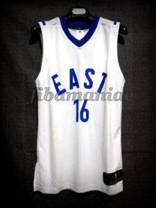 2016 NBA All Star East Pau Gasol Jersey - Front