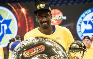 After the NBA retirement he joined Hapoel Jerusalem winning the Israeli League in 2017. Before basketball retirement Stoudemire signed with Maccabi Tel Aviv and he was named 2020 Israeli League Finals MVP